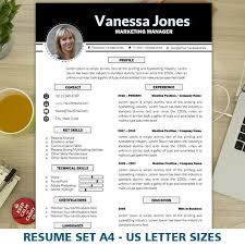 21 Perfect Marketing Resume Templates For Every Job Seeker Wisestep