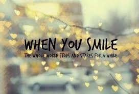 Quotes on smile Smile Quote Captivating 100 Best Smile Quotes Sayings About Smiling 36