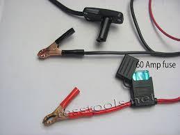 p7866000aj powerwinch p7866000aj quick connect harness 60 amp larger