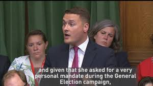 """Wes Streeting: """"Why is May still here?"""" - YouTube"""