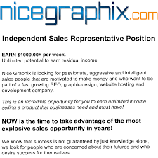 Hiring Sales Rep Hiring Independaent Sales Rep Inland Empire Websites