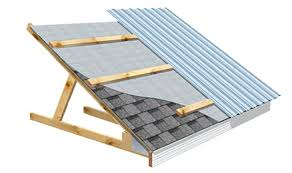 install steel roofing put the metal panels install corrugated metal roofing panels