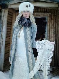 russian winter fashion
