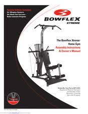 Bowflex Xtreme Manuals