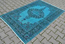 overdyed turkish rugs uk