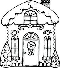 christmas house coloring pages. Delighful Christmas Gingerbread House Color Page  Christmas Coloring Pages Pages For  Kids Holiday U0026 Seasonal Coloring Thousands Of Free Printable  And House Pages R