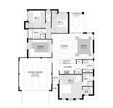 floorplan preview 3 bedroom astor house design