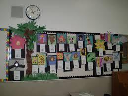 office bulletin board design. Fascinating Wall Decoration With Office Bulletin Board Ideas : Good Picture Of Kid Kindergarten Class Room Design B