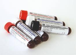 Гематология Гематологический контроль контрольная кровь для Вашего гематологического анализатора от шведской компании boule medical ab ведущего мирового