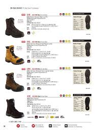 Red Wing Boot Size Chart Awesome Red Wing En Catalog 2013