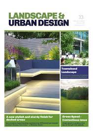 Gb Fencing Designer Landscaping Landscape Urban Design Issue 33 2018 By Mh Media Global
