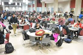 high school lunch table. Lunchroom Seating Issues At Columbus High School Earlier This Fall Were Solved With The Balancing Of Students Attending Each Three Back-to-back Lunch Table