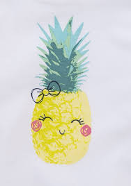 cute pineapple clipart. pineapple, wallpaper, and background image cute pineapple clipart