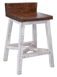 24 inch wooden bar stools. Beautiful Inch Anton Farmhouse Solid Wood Distressed White 24 Inch Breakfast Bar Stool For Inch Wooden Stools