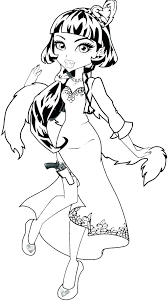 monster high coloring pages draculaura. Fine Draculaura Draculaura Coloring Pages Yelps Little Girl Monster High  Inside Monster High Coloring Pages Draculaura A