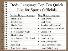 Body Language Meanings Body Language In Confrontational Situations Ppt Download