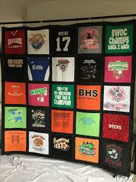 442 best The T Shirt Quilt Company images on Pinterest | Shirt ... & T Shirt Quilts by The t Shirt Quilt Company Adamdwight.com