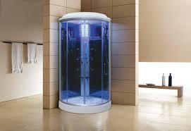 Sliding Door Steam Shower Enclosure Unit