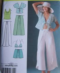 Wrap Pants Pattern Cool DIY WRAP PANTS It's Never Too Late For Summer Clothing
