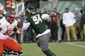 Darnell Thompson Football Colorado State University