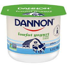 4 ct / 5.3 oz upc: Dannon Classics Yogurt Coffee Flavor Lowfat Yogurt