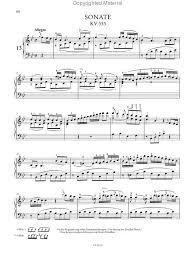 mozart piano sonata sheet music preview piano sonatas volume 2 by wolfgang amadeus mozart pr