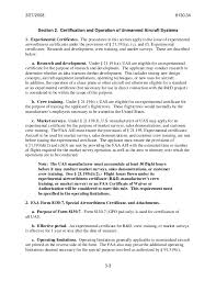 faa form 8130 7 faa uas airworthiness certification order 8130 34