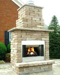 diy outdoor fireplace kit brilliant outdoor fireplace kits images build own inside insert with regard to