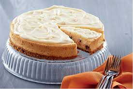 Carrot Cake Cheesecake With Raisins Recipe Kraft Canada