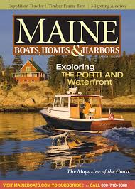 Biddeford Pool Tide Chart Maine Boats Homes Harbors Magazine April May 2008 By