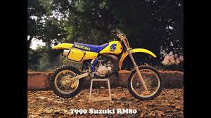 2018 suzuki rm85. delighful 2018 suzuki rm80 and rm85 history 1977  2018 inside suzuki rm85