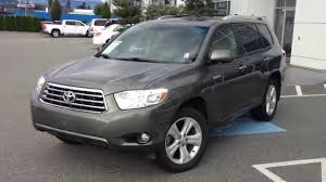 SOLD) 2009 Toyota Highlander Limited, For Sale At Valley Toyota ...