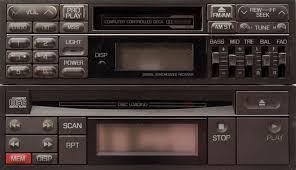 dodge stealth mitsubishi 3000gt stereo repairs