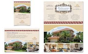 real estate agent  flyer templates  real estate luxury real estate flyer amp ad template