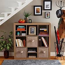 Small Picture Amazoncom Better Homes and Gardens 9 cube Organizer Storage