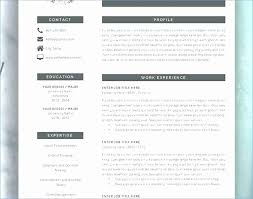 Modern Free Downloadable Resume Templates Resume Template Word Free Download Unique Modern Resume Templates