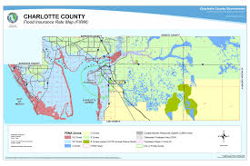 charlotte county has many flooding hazards and these hazards do not follow a line on a map