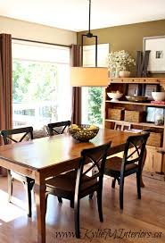 country style dining rooms. Rustic Country, Farmhouse Style Dining Room. Sherwin Williams Mossy Gold And Benjamin Moore Gentle Cream, Pine Hutch Table Country Rooms G