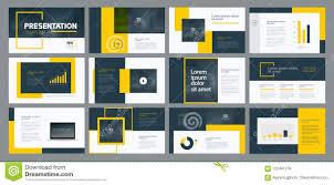 Presentation Design Templates Business Presentation Template Design And Page Layout Design