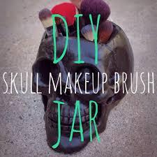 skull make up brush holder nbk4mge46b1st8cb5o3 1280