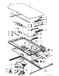 Volvo v70 sunroof parts diagram on land rover lr3 fuse box diagram