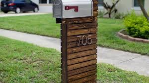 unique residential mailboxes. Plain Unique Grand Cool Mailbox Ideas Post Residential Wood DIY Project Diy Pinterest With Unique Mailboxes X