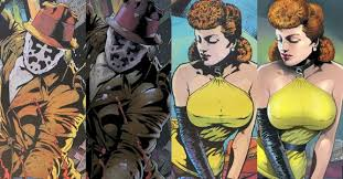 comic con limited edition watchmen portfolios by colorist john comic con limited edition watchmen portfolios by colorist john higgins