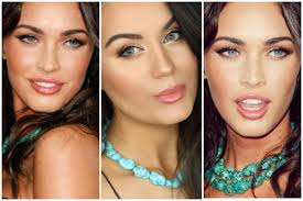 bronzed glowing natural glam megan fox inspired makeup tutorial makeupbygio you