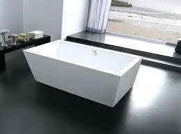best acrylic tubs bathroom aqua decor inch modern free standing bathtub white the cozy freestanding tubs tub acrylic shower vs fiberglass