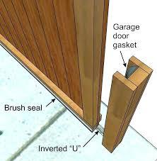 shower door sweep installation door sweep installation shower glass shower door bottom seal install