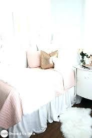 rose gold bedding set blush pink fur teen girl intended for inspiring sheet twin xl members mark thread count queen sheet set blush 0 pink bed