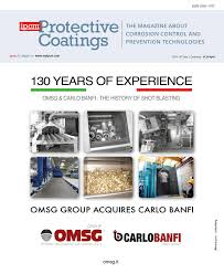 Ipcm Protective Coatings April 2019 By Ipcm