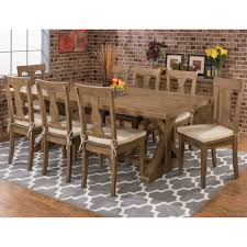 rectangle kitchen table set. Outstanding Dining Table Color From Jofran Slater Mill Rectangle Hayneedle Kitchen Set