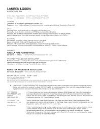 Architecture Intern Resumes Intern Architect Resumes Magdalene Project Org